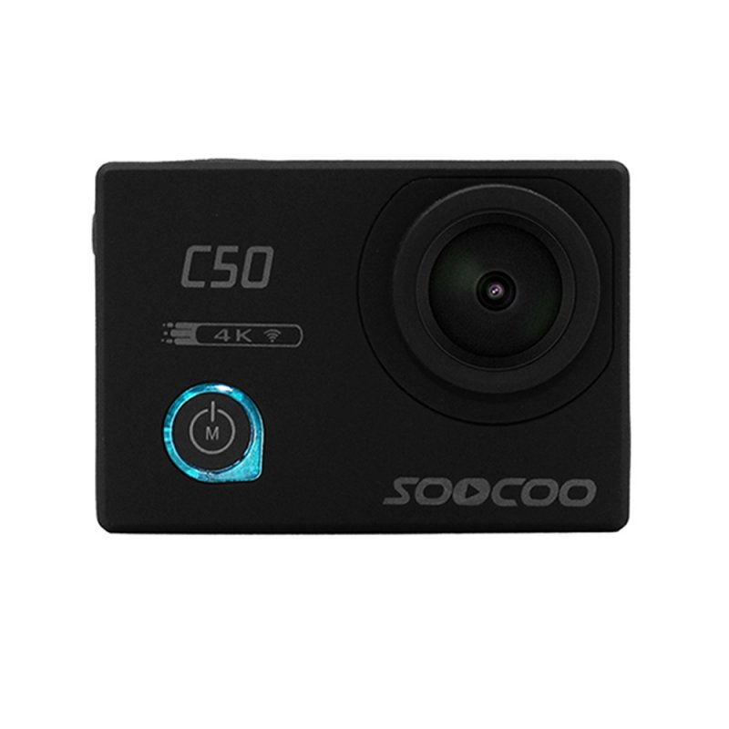 SOOCOO C50 Sports Action Camera Black
