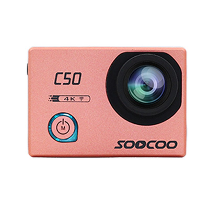 Original SOOCOO C50 Sports Action Camera Pink