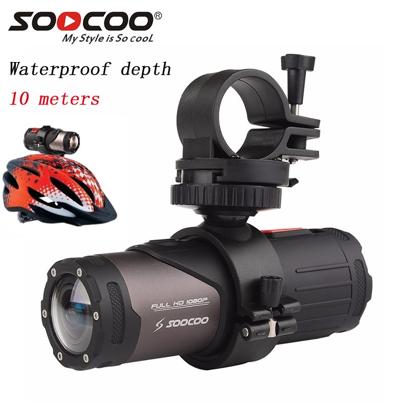SOOCOO S20W Outdoor Waterproof WiFi Full HD 1080P Action Camera 170° Lens Sports Camera