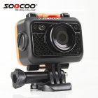 SOOCOO S60 HD 1080P WiFi Sports Action Camera 170 Degrees Wide Angle Lens 60m Waterproof 2 4G Wireless Remote Control