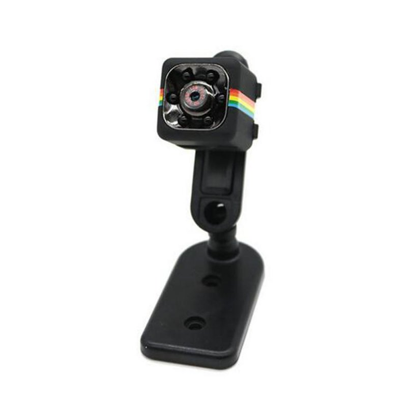 SQ11 1080P HD Mini Camera Black