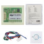 SQU OF80 Universal Car Emulator Supports IMMO/Seat Occupancy Sensor/Tacho Programs As shown