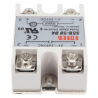 SSR-50DA Solid State Relay 50A Out 24-380V AC In 3-32V DC 50A SSR-50DA