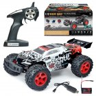 SUBOTECH BG1518 1/12 2.4G 4WD High Speed 35Km/h Off-Road Partial Waterproof RC Car white
