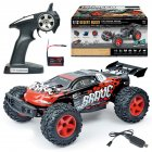 SUBOTECH BG1518 1/12 2.4G 4WD High Speed 35Km/h Off-Road Partial Waterproof RC Car red