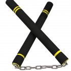 Safety Foam Nunchakus Adult models 28cm Black