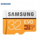 Samsung EVO 32GB 100MB/s TF Card Yellow