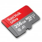 SanDisk 256G Micro SDHC Memory Card