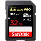 SanDisk PRO  SD Card  300M/s 32GB Black
