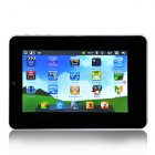 Say hello to amazing multimedia and internet surfing on the go with this 7 Inch Android Tablet with WiFi and Camera