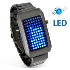 Japanese Blue LED Watch