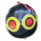 Scare Eye Bird  Repellent Eyes Balloons toy For Outdoor Beach Farm Black