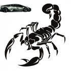 Scorpion Totem Decals Car Stickers