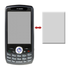 Screen for CVSC 223 Black Quad Band Touchscreen Cell Phone