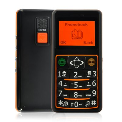 GPS Cell Phone for Seniors Citizens
