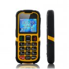 Senior citizen phone with easy to use functions but rugged design to fit older people   s needs