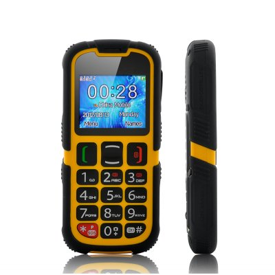 Senior Citizen Rugged Phone