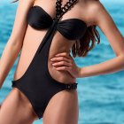Sexy Backless Monokini Bikini Women Lady Professional Jumpsuits One piece Suit Swimsuit