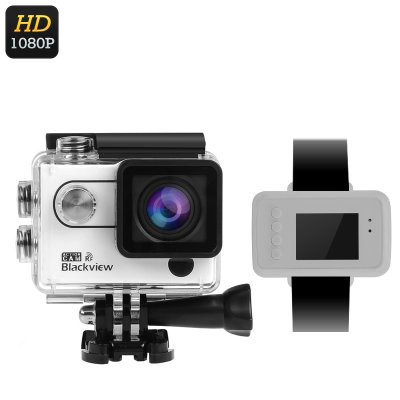 Blackview Sports Action Camera With Remote