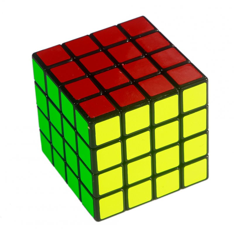 [US Direct] ShengShou Magic Cube 4x4x4 Intelligence Toys Magic Cube - Color Random