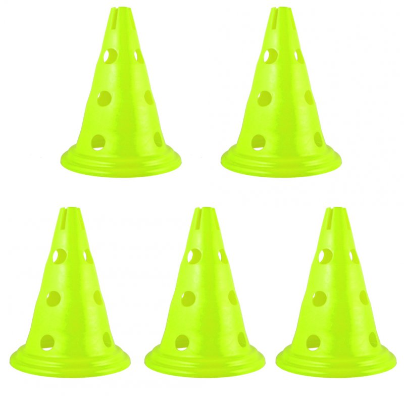 Sign Cones Football Multi-gauge Marker Road Sign Road Block Training Cone green