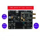 Signal Generator Module 35M-4.4GHz RF Signal Source Frequency Synthesizer ADF4351 Development Board black