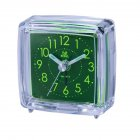 Silent Noctilucent Alarm Clock for Travel Bedside Study Room BB