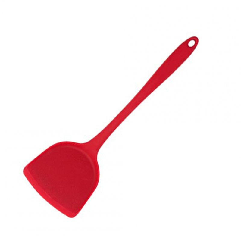 Silicone Cooking Tools Kitchen Utensils Heat-resistant Nonstick Spatula/Shovel/Soup Spoon Frying shovel