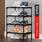 Simple Shoe Cabinet Large Capacity Assembly Modern Shoe Rack for Home Storage 41 * 26.5 * 60cm_HBY05BS
