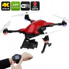 Drone Simtoo Dragonfly (Red)
