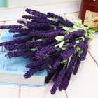 Simulate Lavender Bouquet Artificial Flower
