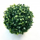 Artificial Grass Ball Decoration