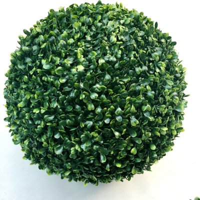 Simulate Plastic Leave Ball Artificial Grass Ball Home Party Wedding Decoration Kt5s