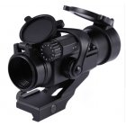 Single-Cylinder Telescope Optics Tactical Reflex Optics Sight Scope Non-Infrared Perspective for Hunting