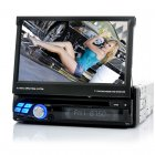 Single DIN Car DVD Player w/ DVB-T
