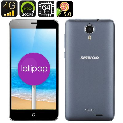Siswoo i7 Smartphone 2nd Generation