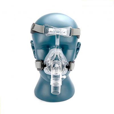 Sleep Snore Strap with Headgear Nasal Mask