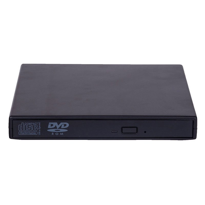 External USB 2.0 DVD Drive for PC Laptop