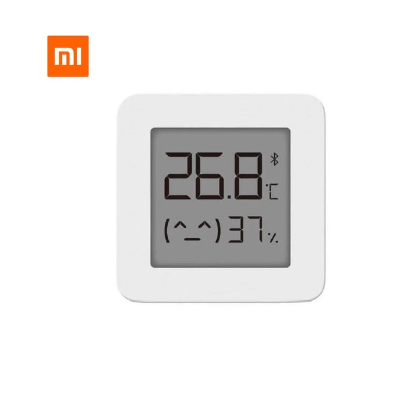 Original Xiaomi Smart Bluetooth Thermometer Home Wireless Smart Electric Digital Hygrometer Thermometer white