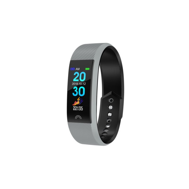 Smart Watch for IOS Android gray