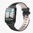 Smart Watch Bracelet Heart Rate Detecting Sports Bracelet Sleep Monitoring Pedometer Black