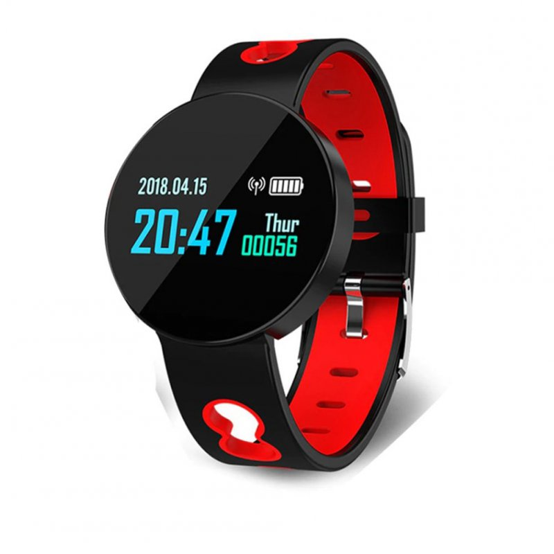 Smart Watch Bracelet X1 Two-color Smart Bluetooth Sports Bracelet Black frame