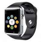Smart Wrist Watch Bluetooth GSM Phone for Android Samsung iPhone   Black