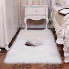 Soft Artificial Rug Chair Bedroom Mat