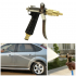 Soft Metal Tubes Outdoor Fine Sprayer Cooling System For Car Garden Washing black