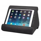 Soft Pillow Pad Reading Bracket for iPad Phone Support black