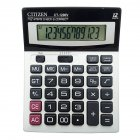 Solar Calculator 12 - Digits  Display CT-1200V Desktop Electronic Calculator CT-1200V