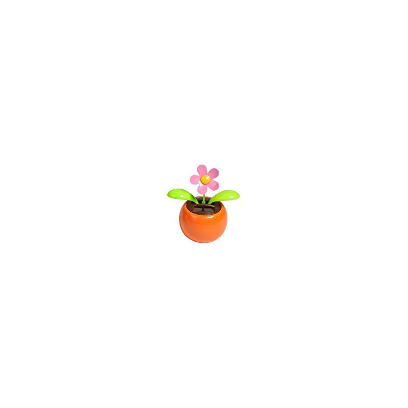 Solar Dancing Flower - Assorted Colors