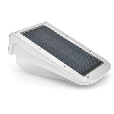 LED Light with Polycrystalline Solar Panel