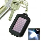 Solar LED flash light and keychain  Brought to you by Chinavasion com